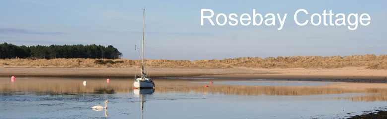 Rosebay Cottage Findhorn