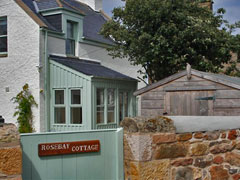 Rosebay Cottage, Findhorn